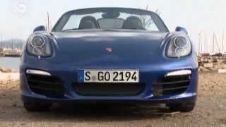 Am Start: Porsche Boxster | Motor mobil videos