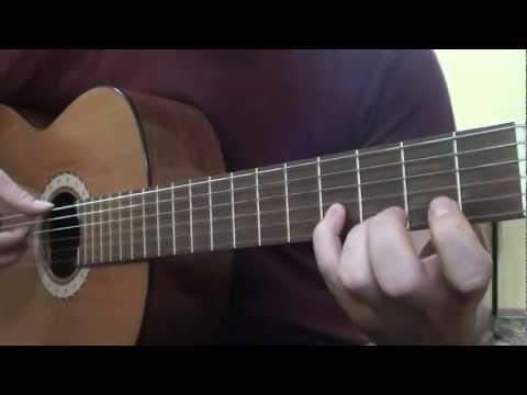 Упражнение для гитары