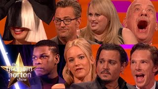 The Best Moments From Season 18 – The Graham Norton Show