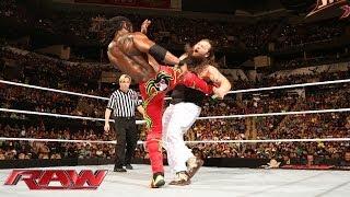 Kofi Kingston Vs. Bray Wyatt: Raw, March 17, 2014
