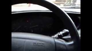 Обзор автомобиля Daewoo Leganza (мои обзоры)