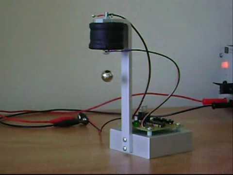 Magnetic Levitation System Youtube