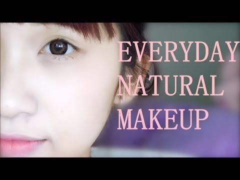 Everyday Natural Makeup - Trang điểm tự nhiên hằng ngày