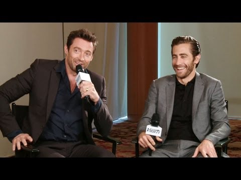 Hugh Jackman and Jake Gyllenhaal Take