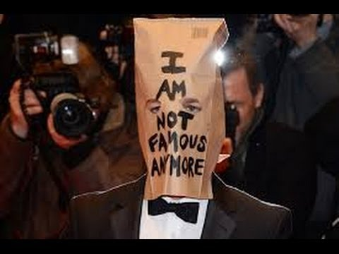 Nymphomaniac Shia LaBeouf Wears Paper Bag - Why?