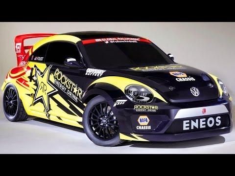 Volkswagen Beetle GRC Rallycross 2014 4x4 2.0 TSI Turbo 560 cv