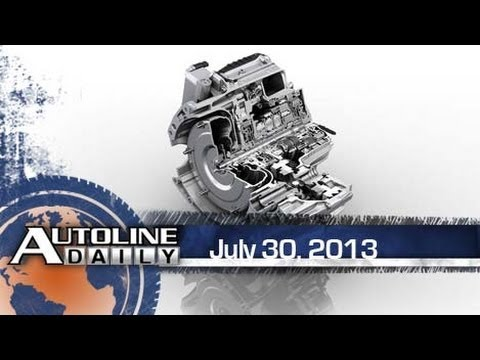 ZF's New 9-Speed Transmission - Episode 1182
