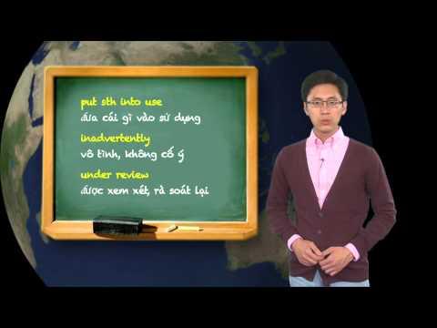 Học tiếng Anh qua tin tức - Nghĩa và cách dùng từ Goal (VOA)