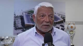Lavori Stadio: il punto del D.O. Roberto Spagnolo