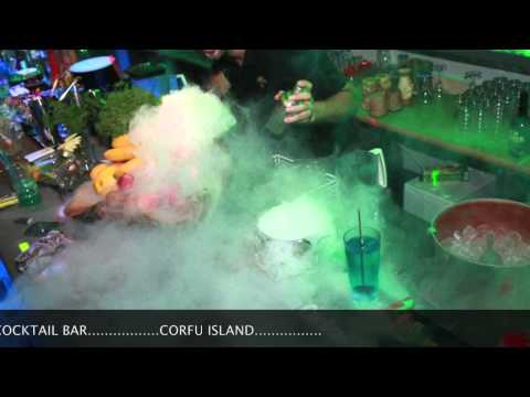 project corfu - Passoa Cocktail Bar video