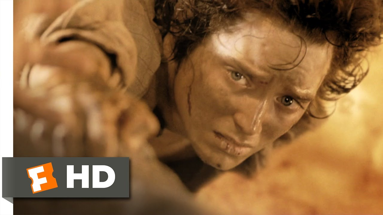 Lord Of The Rings Frodo Movie Clip