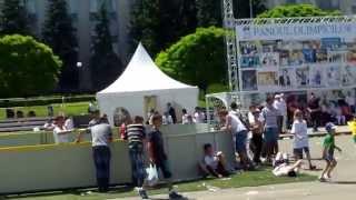 """Azi s-a mimat la Chișnău """"ziua olimpică"""""""