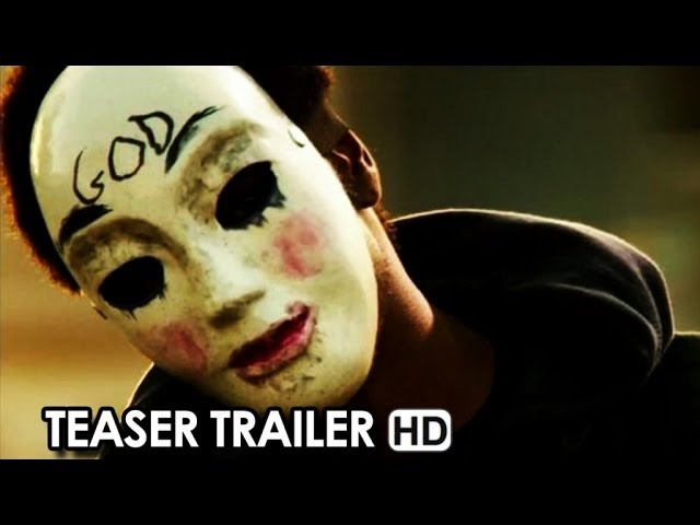 The Purge: Anarchy Official Teaser #1 (2014) HD
