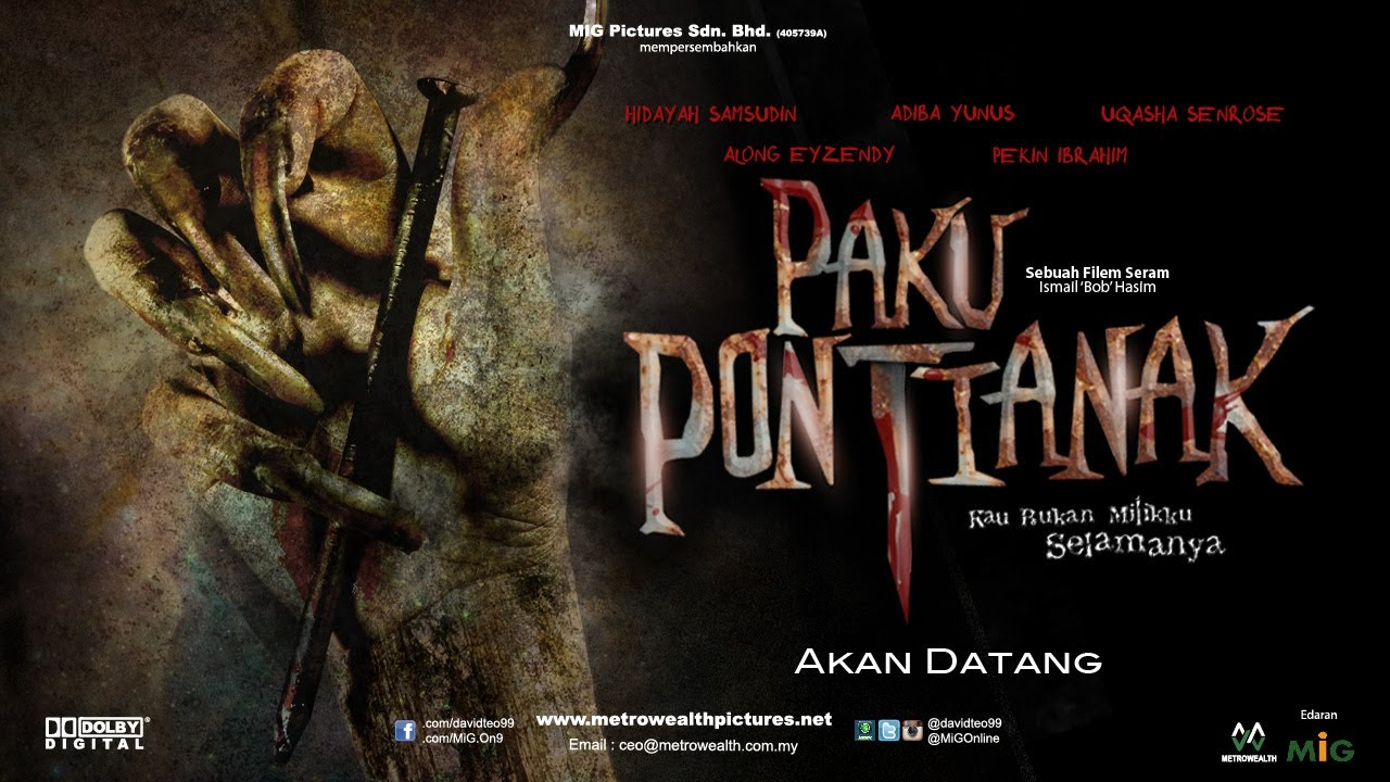 Paku Pontianak Movie