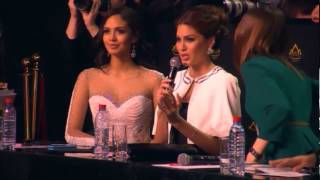 GABRIELA ISLER, MEGAN YOUNG AT MISS RUSSIA 2014 | ГАБРИЭЛА ИСЛЕР И МЕГАН ЯНГ НА МИСС РОССИЯ 2014