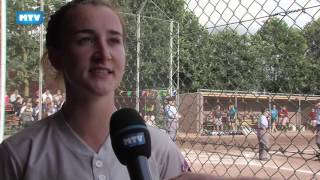 Little league softball Europe and Africa - 810 2016