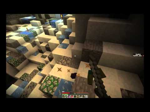 Minecraft Frigid Wasteland #2-I Can't Die! Nevermind...