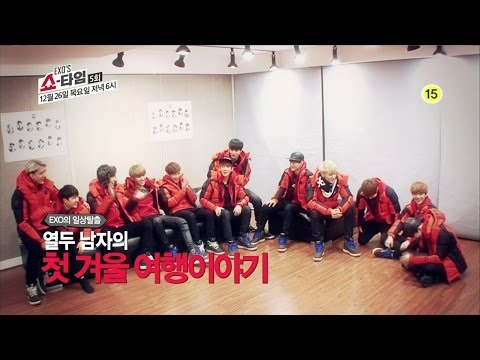 EXO's SHOW TIME The 5th Preview