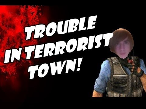 Trouble In Terrorist Town (GMOD) Chety The Traitor