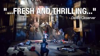 Reviews of Les Misérables at Dallas Theater Center