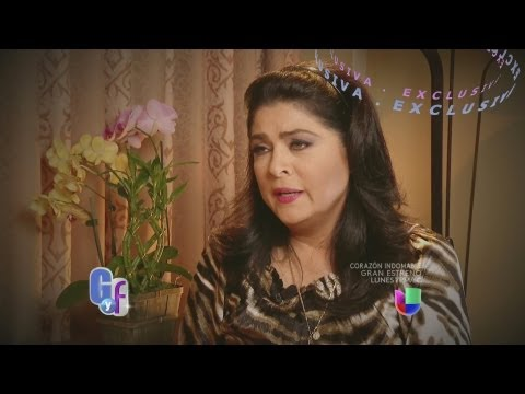 Victoria Ruffo habl en confianza con Tanya Charry sobre Eugenio Derbez - El Gordo y La Flaca