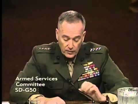 Chambliss: SASC hearing to consider the nomination of General Joseph F. Dunford, Jr., USMC