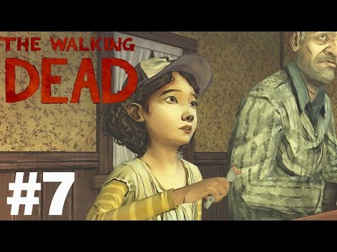 DON'T EAT THE FOOD!   The Walking Dead #7