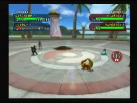 Pokémon Battle Revolution Wi-Fi Battle 83: Battle of the Eeveelutions