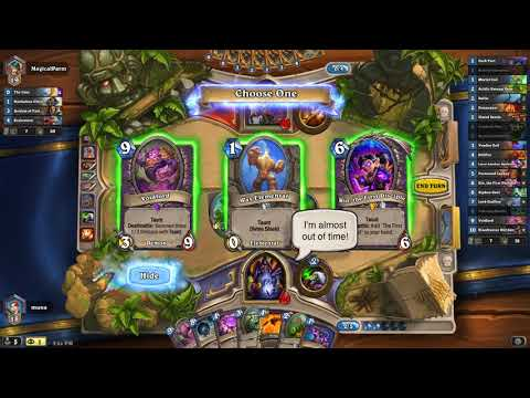 Introduction to Control Decks in Hearthstone