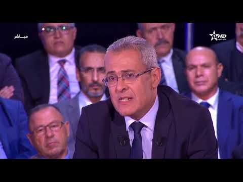 """الوزير محمد بن عبد القادر في """" برنامج ضيف الأولى """"من تقديم محمد التيجيني"""