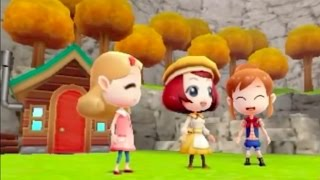 Harvest Moon: The Lost Valley videosu