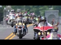 Bikers head to DC for the Rolling Thunder Ride for Freedom