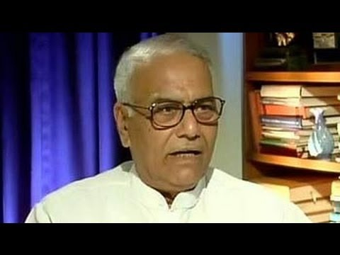 Why not give Narendra Modi benefit of doubt: Yashwant Sinha tells NDTV