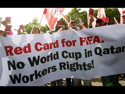 Horrible modern day slavery, Qatar's World Cup 2022 by ESPN E:60 | HD