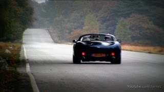 TVR Tuscan Decatted Exhaust Lovely Sounds!! 1080p HD
