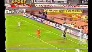 27/09/1994 - Juventus-CSKA Sofia - 5-1 (cinquina di Ravanelli)
