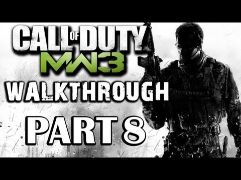 Call of Duty: Modern Warfare 3 Walkthrough Part 8 - Return to Sender