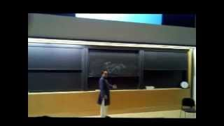 Lecture at Princeton University by Dr. Subramanian Swamy