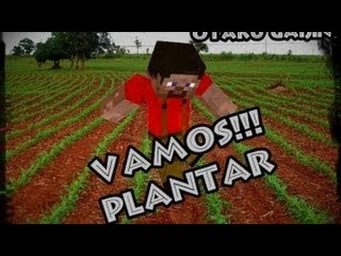 Como plantar # trigo cacau fungo do nether e cana # minecraft
