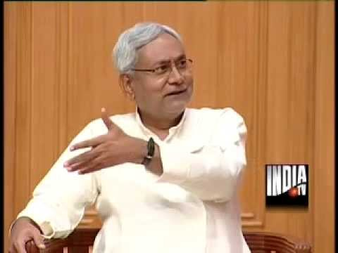 Aap Ki Adalat - Nitish Kumar, Part 1