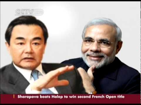 Chinese FM Wang Yi visits India