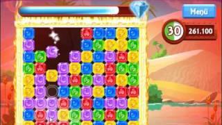 Diamond Dash (wooga) On Facebook: 793.729 Points, NO Cheat
