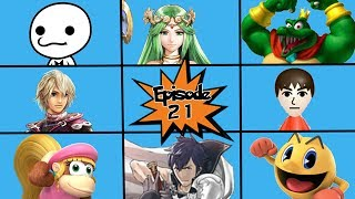 Yay Super Smash Bros! Ep21 Leak Busting