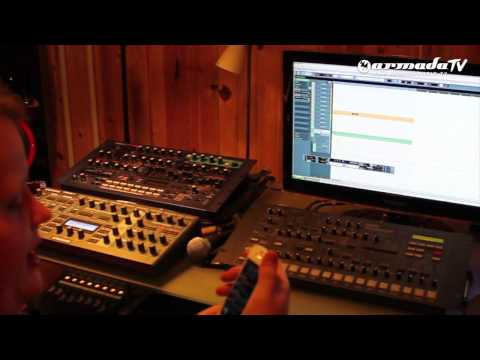 Studio Session with Orjan Nilsen