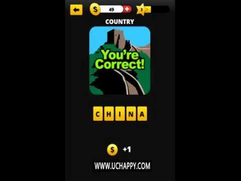 Iconmania Ultimate Level 3 Answers - YouTube