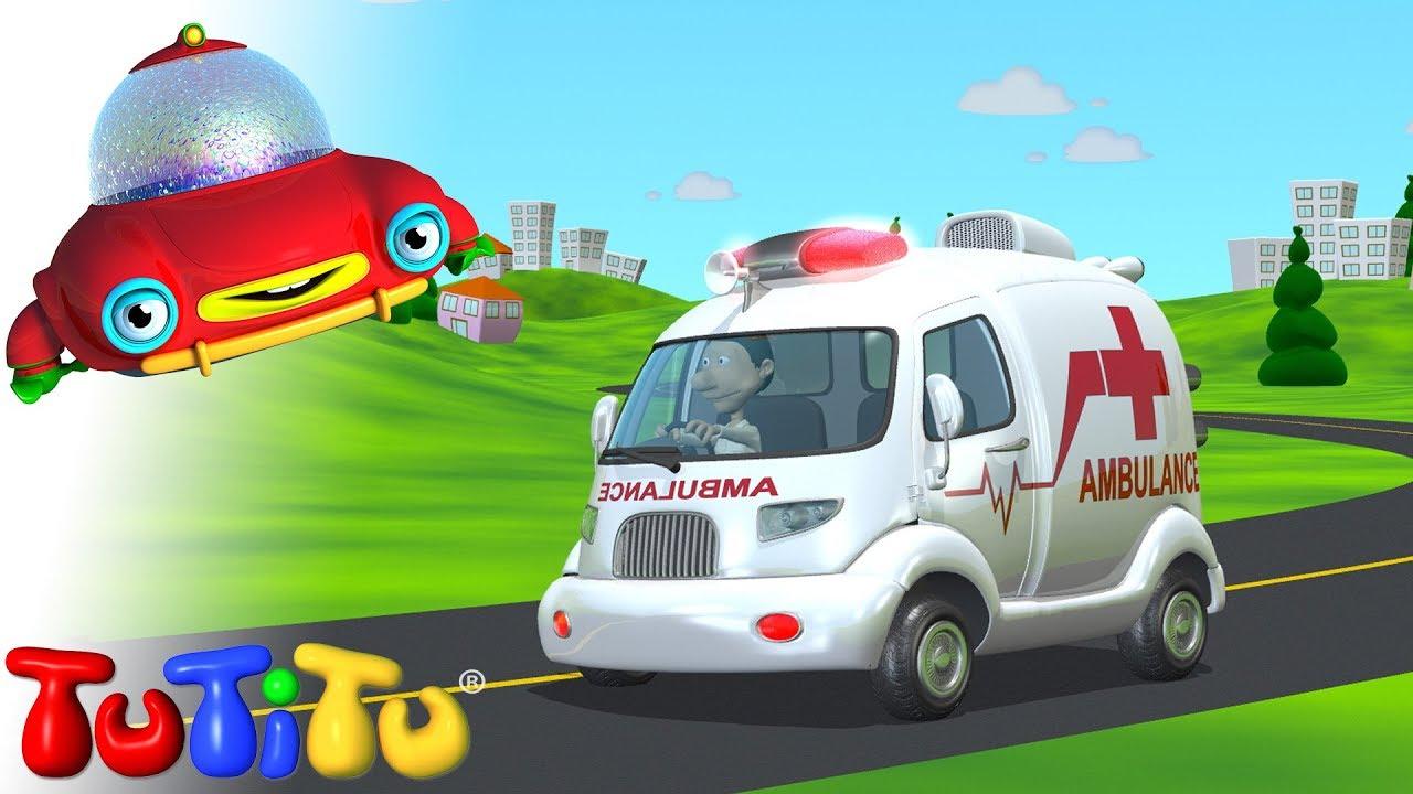 Tutitu Toys Ambulance Youtube