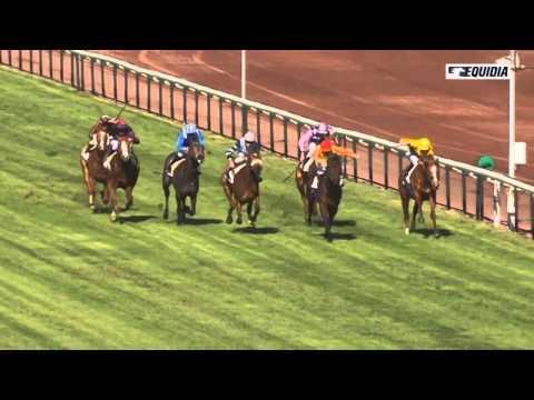 Vidéo de la course PMU PRIX DE LA ROUVIERE
