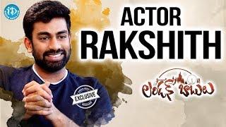 Actor Rakshith Exclusive Interview