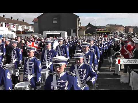 East Belfast Protestant Boys @ Steeple Defenders Parade