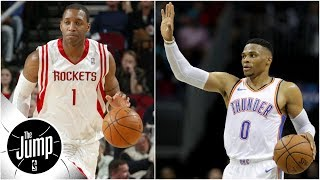 Russell Westbrook, Tracy McGrady and the best Shammgod crossovers ever | The Jump